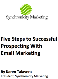Five Steps to Successful Prospecting with Email