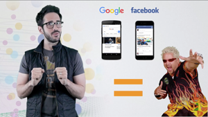 LiveIntentional Weekly: Google AMP, Facebook Instant Articles, and Guy Fieri